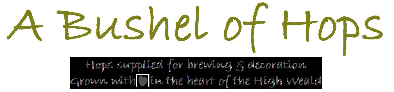 A Bushel of Hops Logo