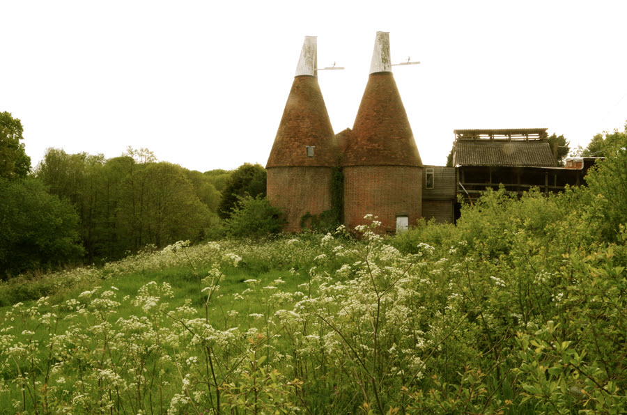 A Traditional Sussex Oast