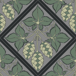 HOP TILE FABRIC