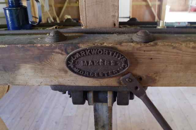 vintage hop press