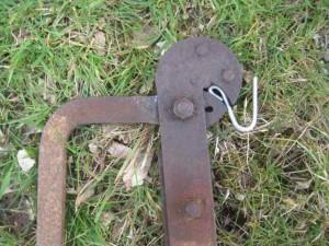hooker tool. vintage tools