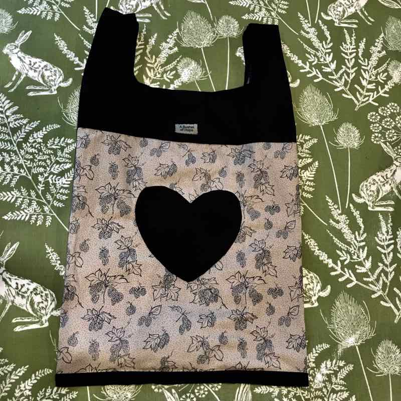 hop fabric bag