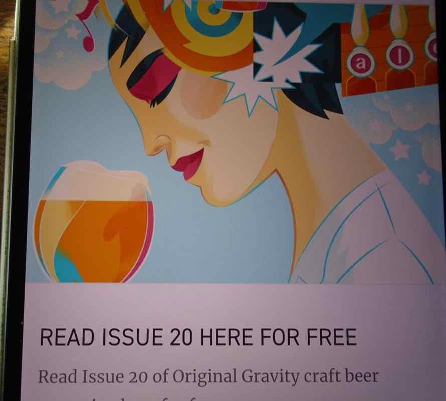 original gravity magazine